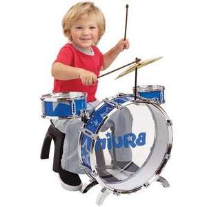 Bruin my first drum kit was 19.99 now 9.99 @ Toys R Us