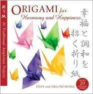 Origami for harmony and happiness £2.99 @thehobbywarehouse