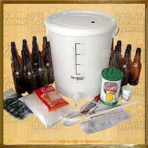 Home Brew Online - Complete Starter Kit - Beers/Lager (Quidco 5%) Free postage over £65