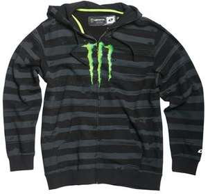 Monster Energy Cycling / Sports Hoodies From £17.50 - 60% Off @ CRC