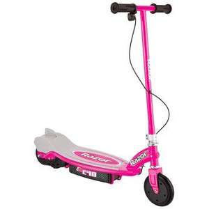 Razor E90 Electric Scooter in pink £79.99 inc delivery @ toysrus