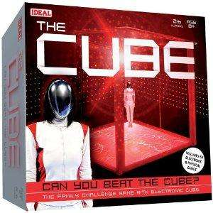 The Cube Board Game £14.99 delivered @ Amazon RRP £26.99