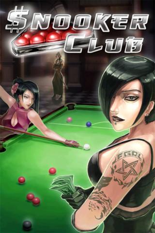 Snooker Club - Free Snooker app ( iPhone,iPad)