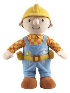 Talking Bob the builder toy- £14.99 @ Duncan's Toy Chest
