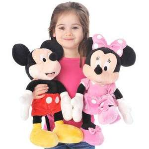 "Mickey Mouse 17"" Soft Toy - £7.49 @ToysRUs"