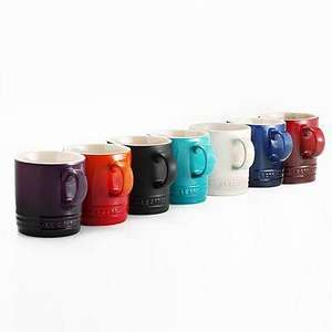350ml Le Creuset Mugs all colours £7.42 delivered @ Debenhams