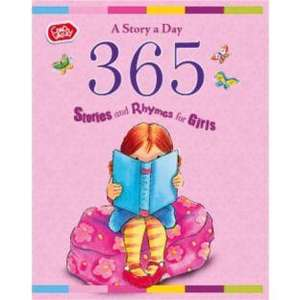 Chad Valley 365 Stories and Rhymes for Girls' Book £3.99 + Free Delivery @ ARGOS