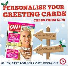 Tesco Cards BOGOF