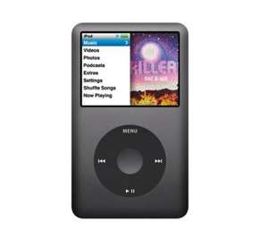 IPod Classic 160GB PC World/Currys with code