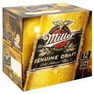 Miller Genuine Draft - 20 bottles for £10.00 @ Asda in-store