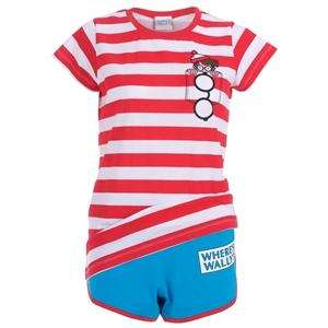 Where's Wally Female Pyjamas- £8.99- play.com