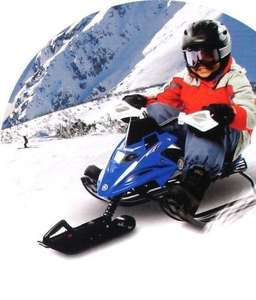 Brand New Yamaha FX Nytro Snow Moto Ski Sledge Sled Racer Racing Bike Mobile - ebay - claired5189 - £56.95