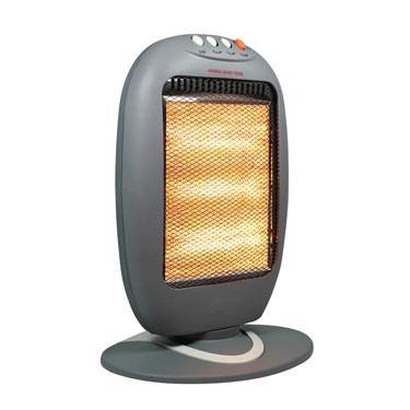 Vergo 1200 Watt Halogen Heater @ TJ Hughes £9.99