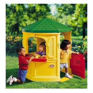 ASDA Advent Calendar  Offer  11.12.12 Little Tikes Cozy Cottage £51.00 Down From £75 + Free Delivery + Double Top Cashback of 6.06%