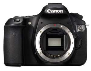 Canon EOS 60D Body Only - £599 including delivery @ Digital Depot