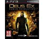 DEUS EX Human Revolution - for PS3 for £4.91 @ Currys