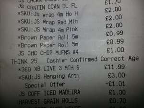 Xbox Live Gold Membership 3 months sainsburys  £11.99