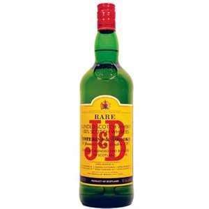 J & B Whisky 1ltr RRP £26.00 - £13 in store Tesco - *In Store only*