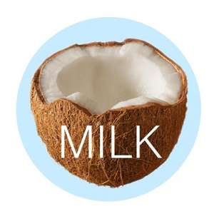 coconut milk 59p at home bargains instore only