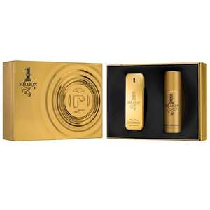 Paco Rabanne 1 Million Gift Set  EDT 100ml AND Deodorant Spray 150ml £43.38 Delivered @ FragranceDirect