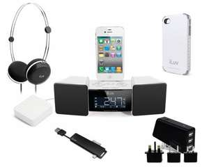 Iphone essential kit - £67.48 @ iLuv