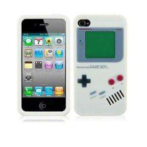 Retro Gameboy style case for iPhone 4/4s only 75p @ Amazon/sold by AVA Group UK