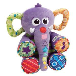 Lamaze Eddie the Elephant Tunes  was £22.99, now £8.99 Amazon