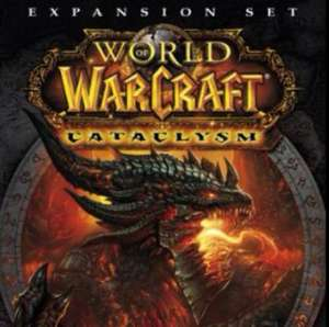 World of Warcraft Cataclysm - £4.50 @ Amazon