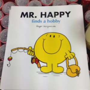 Mr Men & Little Miss Large Books (not the Small 'Classic' ones) -£1 at Poundland