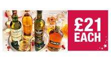 Cheap whisky at Co-Op £21
