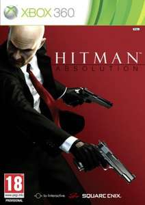 Hitman Absolution (360/PS3) £17.96 @ Zavvi with code