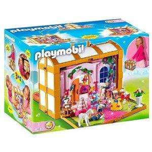 Playmobil 4249 My Take Along Princess Fantasy Chest £17.87 del @ Amazon