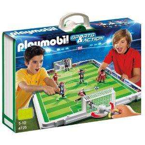 Playmobil 4725 Take Along Soccer Match £20 del @ Amazon