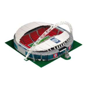 Character Building Topps Minis FA Wembley Stadium Ultimate Building Set £74.99 from £149.99 @ Amazon