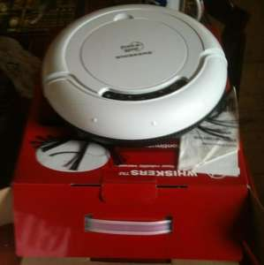 Freetime Whiskers Robot Vacuum Cleaner For Hard Floors NOW £29.99 @ Comet