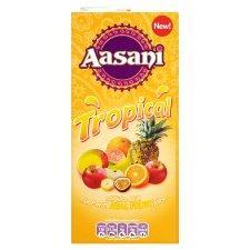 Aasani Tropical Juice Drink 1 Litre-£0.25@tesco
