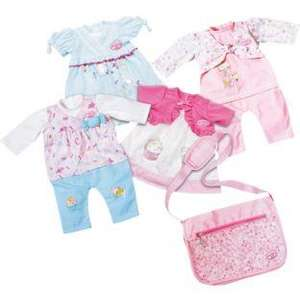 Baby Annabell Great Value Clothing Pack.@ ARGOS was 49.99 NOW