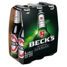 Becks 6 x 275ml bottles - Tesco Transit Way Plymouth - £2.50