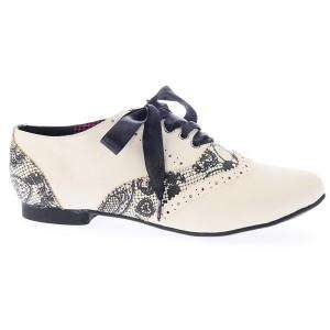 Iron fist Oxford flat shoe £18.05 inc del@shoe.co.uk