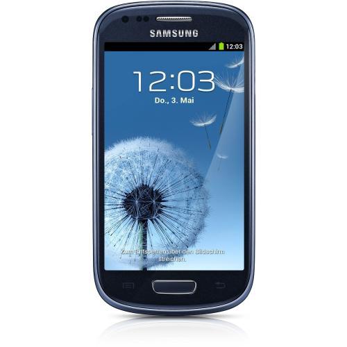Samsung Galaxy S3 Mini 16GB - Pebble Blue - £242 @ Amazon.de