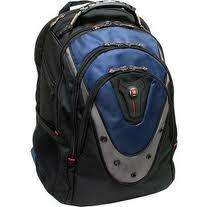 "Wenger GA-7316-06F00 Swissgear Ibex Backpack 17"" £32.87 @ Amazon"