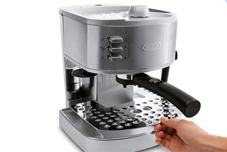 De'Longhi EC330S Espresso Coffee Machine £73.50 including delivery plus 134 Nectar points - EIC Direct
