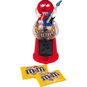M&M's Chocolate Dispenser Coin Bank with 2 Bags of Peanut M&M's Now £5.32 @ Sainsburys