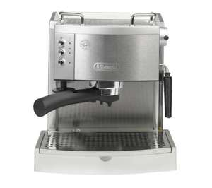 DELONGHI EC710 Stainless Steel Espresso Machine - £89.00 Delivered at Currys (No voucher needed)