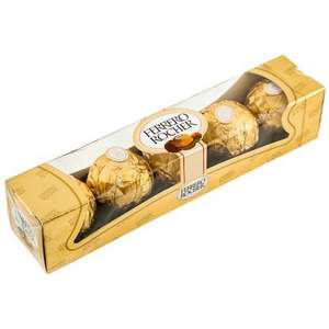 Ferrero Rocher - 5 Pack - 3 Packs(15) for £2 @ Poundland