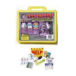 Total Resources International Earthquake Preparedness 45-pc Kit £44.60 INC Shipping