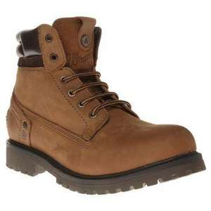Mens Wrangler Leather Boots - Two Styles 52% off £32.99 (were £69.99) @ Soletrader eBay outlet