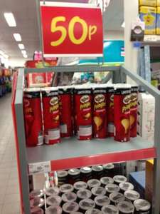 Pringles (Halloween themed stock) Only 50p @ ASDA