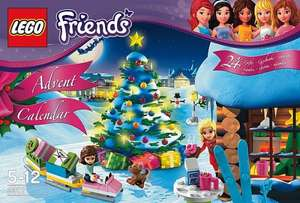 Lego friends 3316 advent calendar - £5.99 from £19.99 @ Sainsburys in store.