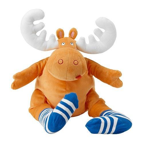 FLAMEDEER TEDDY!! IKEA INSTORE AND ONLINE £4